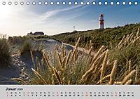 Borkum, bezaubernde Nordseeinsel (Tischkalender 2019 DIN A5 quer) - Produktdetailbild 1
