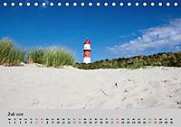 Borkum, bezaubernde Nordseeinsel (Tischkalender 2019 DIN A5 quer) - Produktdetailbild 7