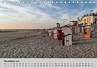 Borkum, bezaubernde Nordseeinsel (Tischkalender 2019 DIN A5 quer) - Produktdetailbild 11