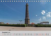 Borkum, bezaubernde Nordseeinsel (Tischkalender 2019 DIN A5 quer) - Produktdetailbild 12