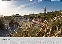 Borkum, bezaubernde Nordseeinsel (Wandkalender 2019 DIN A2 quer) - Produktdetailbild 1