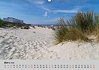 Borkum, bezaubernde Nordseeinsel (Wandkalender 2019 DIN A2 quer) - Produktdetailbild 3