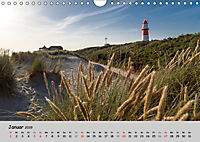 Borkum, bezaubernde Nordseeinsel (Wandkalender 2019 DIN A4 quer) - Produktdetailbild 1