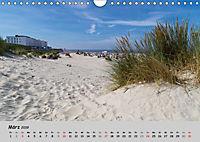 Borkum, bezaubernde Nordseeinsel (Wandkalender 2019 DIN A4 quer) - Produktdetailbild 3