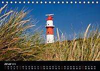 Borkum - Inselblicke (Tischkalender 2019 DIN A5 quer) - Produktdetailbild 1