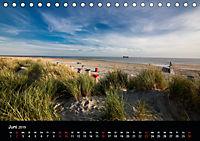 Borkum - Inselblicke (Tischkalender 2019 DIN A5 quer) - Produktdetailbild 6