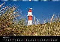 Borkum - Inselblicke (Wandkalender 2019 DIN A2 quer) - Produktdetailbild 1