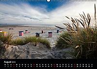 Borkum - Inselblicke (Wandkalender 2019 DIN A2 quer) - Produktdetailbild 8