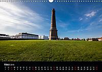 Borkum - Inselblicke (Wandkalender 2019 DIN A3 quer) - Produktdetailbild 3