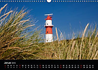 Borkum - Inselblicke (Wandkalender 2019 DIN A3 quer) - Produktdetailbild 1