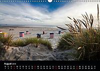 Borkum - Inselblicke (Wandkalender 2019 DIN A3 quer) - Produktdetailbild 8