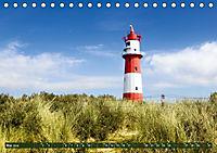 BORKUM Trauminsel in der Nordsee (Tischkalender 2019 DIN A5 quer) - Produktdetailbild 5
