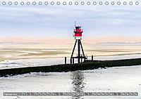 BORKUM Trauminsel in der Nordsee (Tischkalender 2019 DIN A5 quer) - Produktdetailbild 2