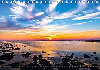 BORKUM Trauminsel in der Nordsee (Tischkalender 2019 DIN A5 quer) - Produktdetailbild 1