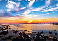 BORKUM Trauminsel in der Nordsee (Wandkalender 2019 DIN A3 quer) - Produktdetailbild 1