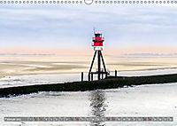BORKUM Trauminsel in der Nordsee (Wandkalender 2019 DIN A3 quer) - Produktdetailbild 2