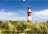 BORKUM Trauminsel in der Nordsee (Wandkalender 2019 DIN A3 quer) - Produktdetailbild 5