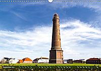 BORKUM Trauminsel in der Nordsee (Wandkalender 2019 DIN A3 quer) - Produktdetailbild 9