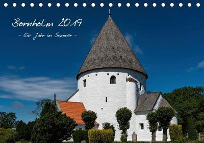 Bornholm 2019 Ein Jahr im Sommer (Tischkalender 2019 DIN A5 quer), Ulf Köpnick