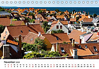 Bornholm 2019 Ein Jahr im Sommer (Tischkalender 2019 DIN A5 quer) - Produktdetailbild 11