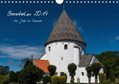 Bornholm 2019 Ein Jahr im Sommer (Wandkalender 2019 DIN A4 quer), Ulf Köpnick