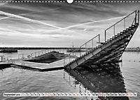 Bornholm black & white (Wandkalender 2019 DIN A3 quer) - Produktdetailbild 9