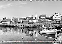 Bornholm black & white (Wandkalender 2019 DIN A3 quer) - Produktdetailbild 10