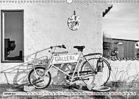 Bornholm black & white (Wandkalender 2019 DIN A3 quer) - Produktdetailbild 1