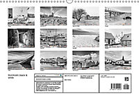 Bornholm black & white (Wandkalender 2019 DIN A3 quer) - Produktdetailbild 13