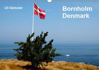 Bornholm - Denmark (Wall Calendar 2019 DIN A3 Landscape), Uli Geissler