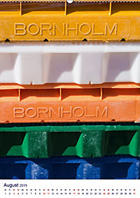 Bornholmer Frühling (Wandkalender 2019 DIN A2 hoch) - Produktdetailbild 8