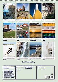 Bornholmer Frühling (Wandkalender 2019 DIN A2 hoch) - Produktdetailbild 13