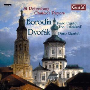 Borodin/Dvorak:Kammermusik, St Petersburg Chamber Players