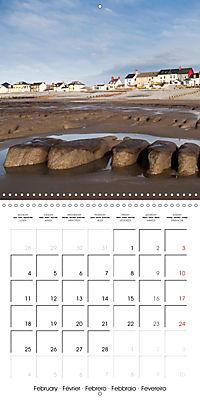 Borth - 2019 (Wall Calendar 2019 300 × 300 mm Square) - Produktdetailbild 2