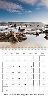 Borth - 2019 (Wall Calendar 2019 300 × 300 mm Square) - Produktdetailbild 9