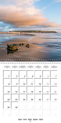 Borth - 2019 (Wall Calendar 2019 300 × 300 mm Square) - Produktdetailbild 4