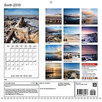 Borth - 2019 (Wall Calendar 2019 300 × 300 mm Square) - Produktdetailbild 13
