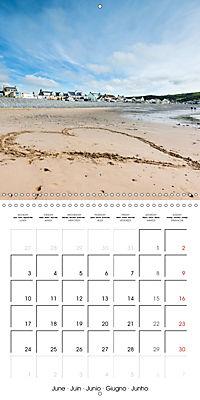 Borth - 2019 (Wall Calendar 2019 300 × 300 mm Square) - Produktdetailbild 6