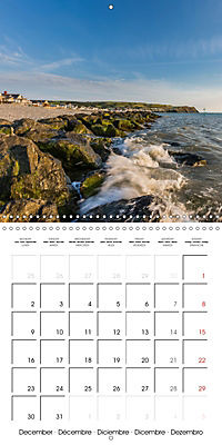 Borth - 2019 (Wall Calendar 2019 300 × 300 mm Square) - Produktdetailbild 12