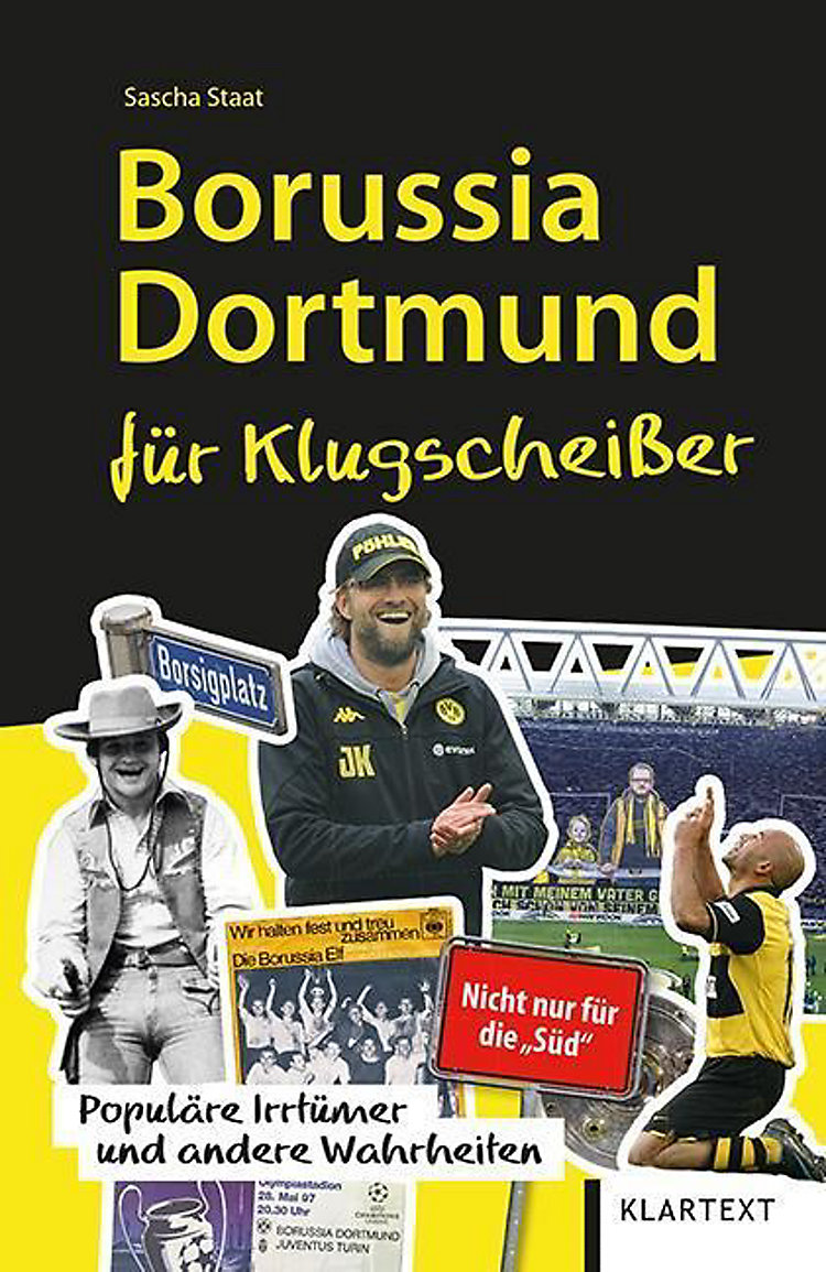 Borussia Dortmund Fur Klugscheisser Buch Versandkostenfrei