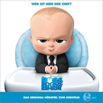 Boss Baby, 1 Audio-CD, Boss Baby