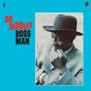 Boss Man + 2 Bonus Tracks (Ltd. 180, Bo Diddley