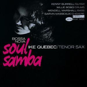 Bossa Nova Soul Samba, Ike Quebec