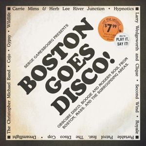 Boston Goes Disco! (Vinyl), Various, Serge Gamesbourg