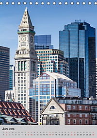 BOSTON Historie und urbane Idylle (Tischkalender 2018 DIN A5 hoch) - Produktdetailbild 6