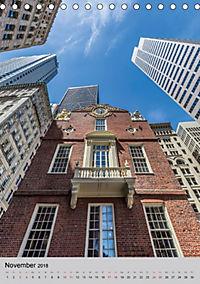BOSTON Historie und urbane Idylle (Tischkalender 2018 DIN A5 hoch) - Produktdetailbild 11