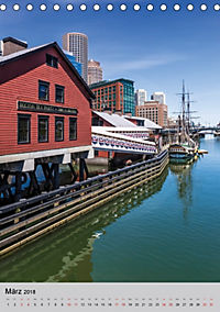 BOSTON Historie und urbane Idylle (Tischkalender 2018 DIN A5 hoch) - Produktdetailbild 3