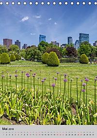 BOSTON Historie und urbane Idylle (Tischkalender 2018 DIN A5 hoch) - Produktdetailbild 5