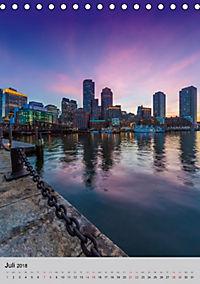 BOSTON Historie und urbane Idylle (Tischkalender 2018 DIN A5 hoch) - Produktdetailbild 7