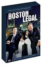 Boston Legal - Season 2, Diverse Interpreten